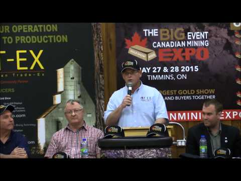 Canadian Mining Expo 2015: A Message From Glenn Dredhart