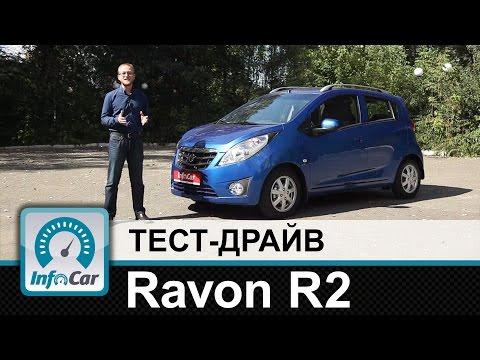 Ravon R2 1 поколение Хетчбек