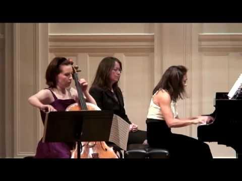 Samuel Barber - Sonata For Cello And Piano In C Minor, Op. 6 - Allegro Ma Non Troppo