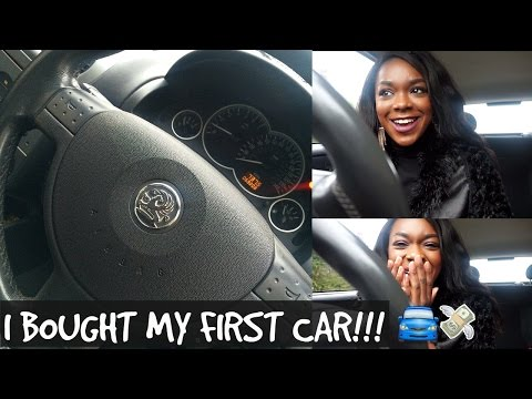 VLOG | My First Car!!! Car Tour, Insurance, Tips For Young/New Drivers & Staying In Your Lane RANT!