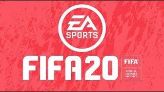 Fifa 20  КРИШТИАНУ РОНАЛДУ РАЗРЫВАЕТ ПАКИ СБЧ Fifa20 стрим прямойэфир