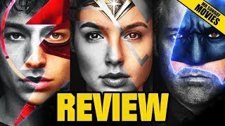 Review - JUSTICE LEAGUE (Not The Worst)