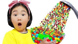قصة بولام أطفال عن آلة حلوة