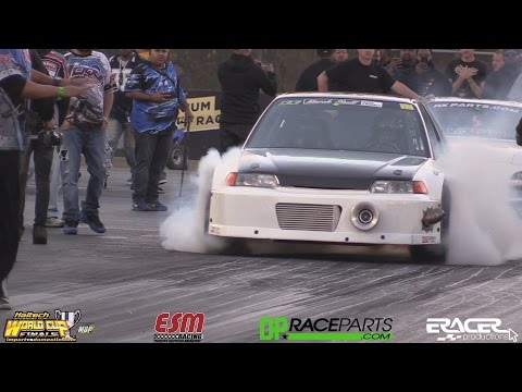 True Street Eliminations Round by Round Coverage | WCF - Import vs Domestic 2016 at MDIR | ERacer