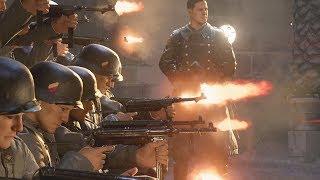 Call of Duty WW2 The War Machine - War - Operation Husky (Multiplayer Husky Gameplay)