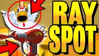 MAD CITY DEATH RAY AND NEW CAR LOCATION - Mad City Roblox Update