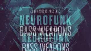 Neurofunk Samples Loops - Neurofunk Bass Weapons