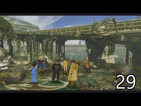 Final Fantasy VIII Walkthrough Part 29 - Fisherman's Horizon HD