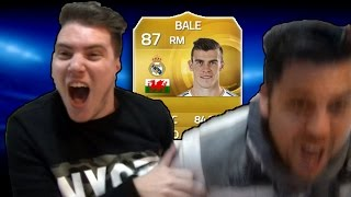ODDIO BALE!! - PACK OPENING con BrazoCrew - FIFA 15 Ultimate Team