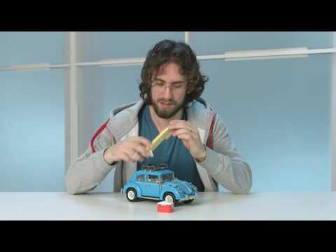 VW Beetle - LEGO Creator Expert - 10252 - Designer Video