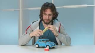 VW Beetle - LEGO Creator Expert - 10252 - Designer Video