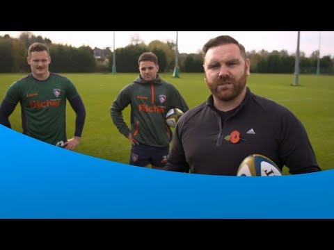Andy Goode's Kicking Challenge - Leicester Tigers