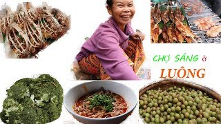 #5 LAOS- ĐI TÌM MÓN ĂN