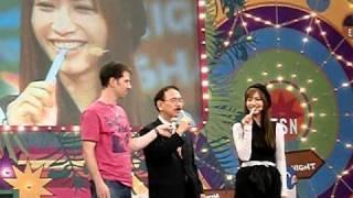 タレントの優木まほみさんがNHKTV番組「英語でしゃべらないと」で、NHKな...