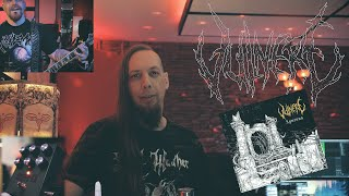 "Vulnere ""And They Fall"" Playthrough, Mike Ashton. We got a cool death metal tone with pedals!"