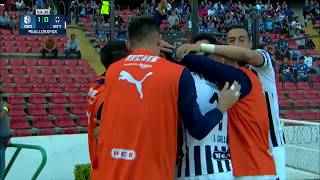 El Gol de la igualdad de Jesús Gallardo.