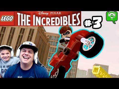 Lego Incredibles Part 3 HobbyKidsGaming  