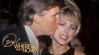 Marla Maples' True Feelings About Donald Trump | Where Are They Now | Oprah Winfrey Network