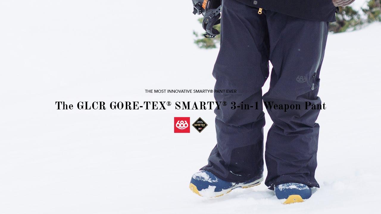 9595b8784 686 MENS GLCR GORETEX WEAPON PANT
