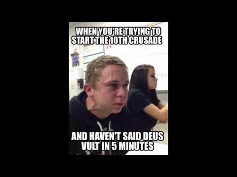 Crusaders Meme Compilation V1 Youtube