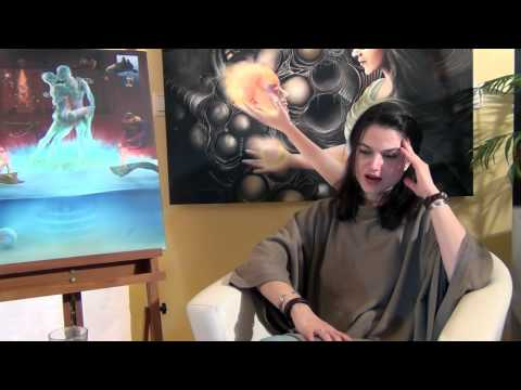 Sabina Nore: a Visionary Artist & Surreal Painter | Interview /w Marcin Migdal & Mad Artist (2-2)