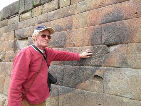 Megalithic Marvels And Ancient Cataclysmic Damage; Vilcashuaman In Peru