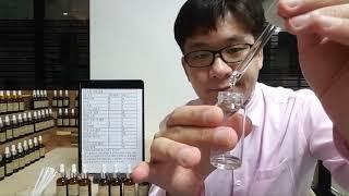 프루티샤워코롱 샘플만들기