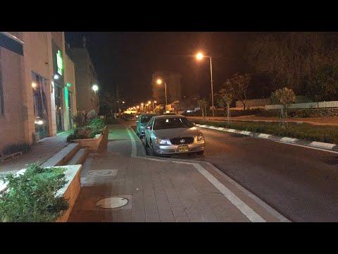 Israel à noite (segurança)