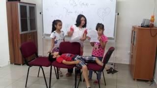 KAYMEK ÇOCUKLARA YAZ KURSU - Kaymek Ziyagökalp Sabah Grup 1- EKİP 2 -DOKTOR SKECİ