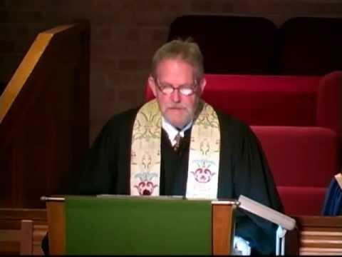 """10-6-12 - Pastor David Weber - """"First, He Sat Down"""""""
