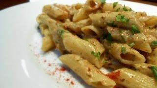 Creamy Pesto Pasta | Pescafoodie ⚓ Episode 1