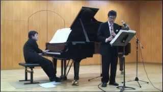 Daydream  Dance I  for tenor-recorder and piano (2011)