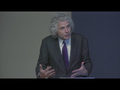 Author Visit: Steven Pinker