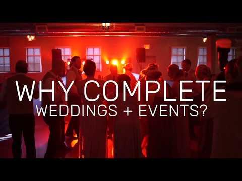 Dj Complete Weddings Events Youtube
