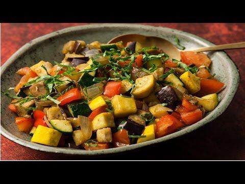 Básico de Cozinha - Ratatouille
