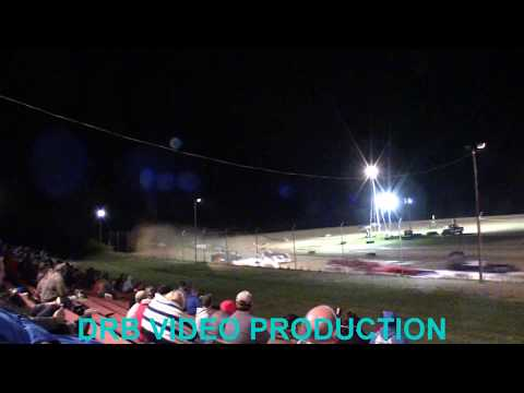 Marion Center Speedway 8/26/17 Super Late Model Feature