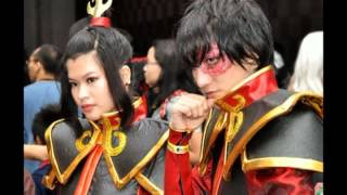 Zuko & Azula Cosplay . Avatar The Last Airbender. Legend of Aang.