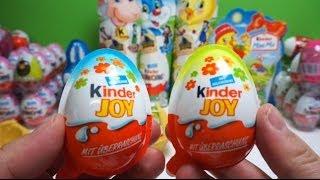 Đồ chơi Phiên bản đặc biệt trứng socola Kinder Joy Surprise Egg