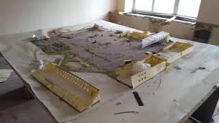 На территории заброшенной В/Ч 3910 Кострома. Видео для сообщества ЭПЗМ Кострома.