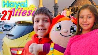 Hayal Ailesi gerçek uçakla İstanbul'a gidiyor