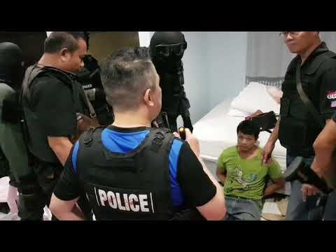 ตำรวจหนองคายจับตำรวจค้ายาบ้า