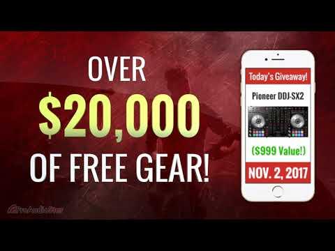 ProAudioStar's $20,000 Gear Giveaway!!!