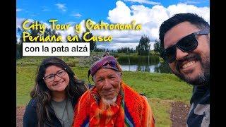 ¡City Tour y Gastronomía Peruana en Cusco!
