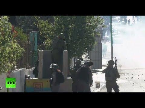 Unrest in Bethlehem following Trump