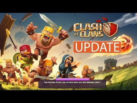 Clash Of Clan New Update September 2017