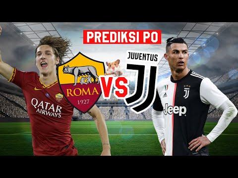 PREDIKSI AS ROMA VS JUVENTUS PO 🐹 LIGA ITALIA 2019/2020