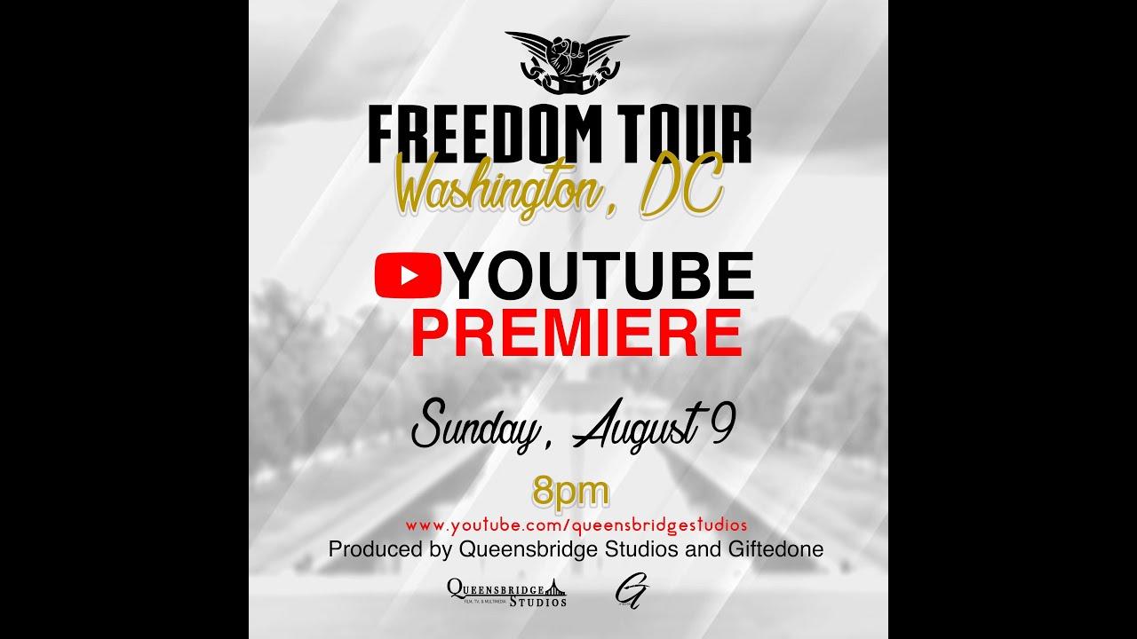 Freedom Tour! Washington DC