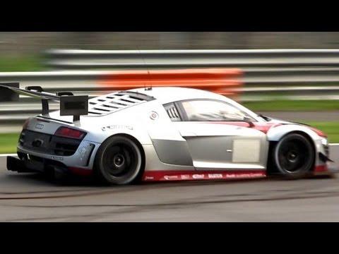 2013 Audi R8 LMS Ultra GT3 Pure Sound