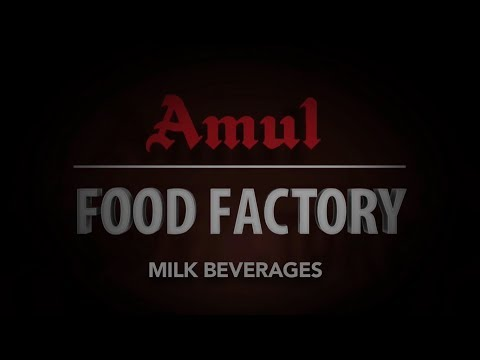 Amul Food Factory - Milk Beverages