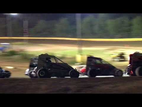 Paul Richards Hamlin Speedway 600s 7/7/18